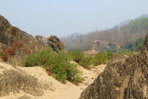 Река Салуин Таиланд