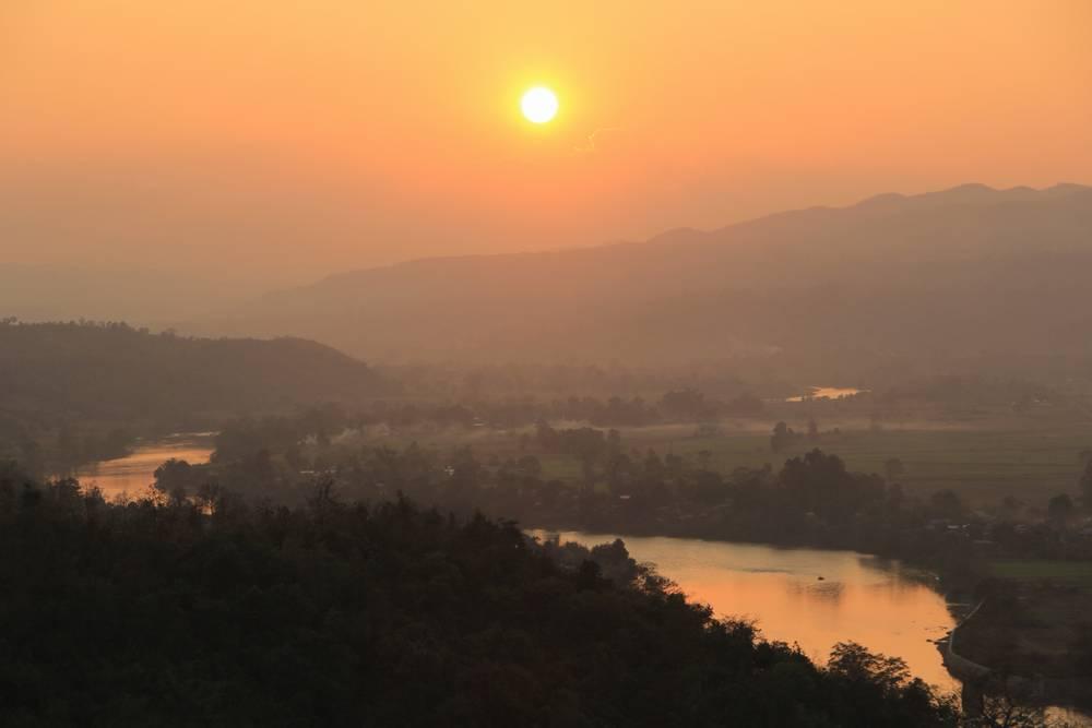 закат в сипо мьянма