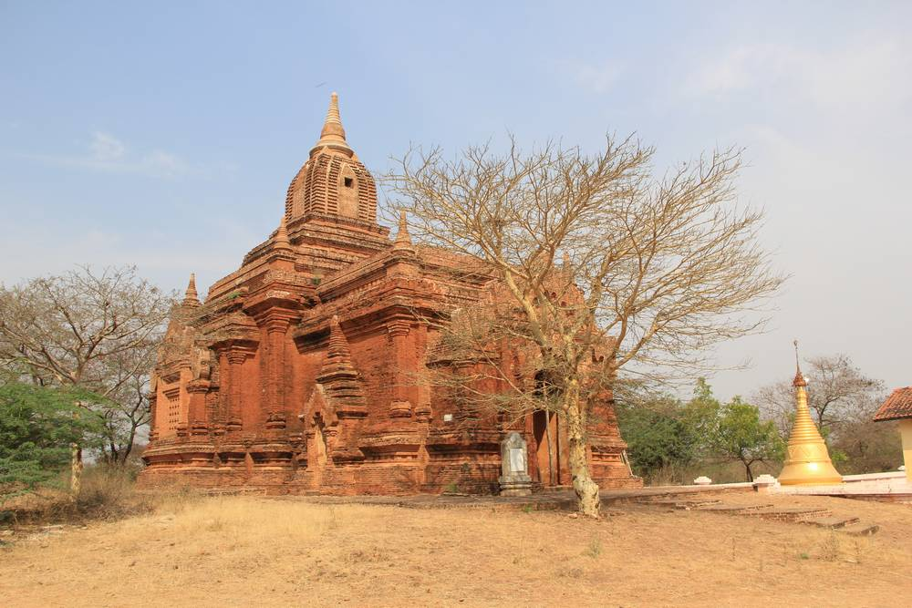мьянма пагода