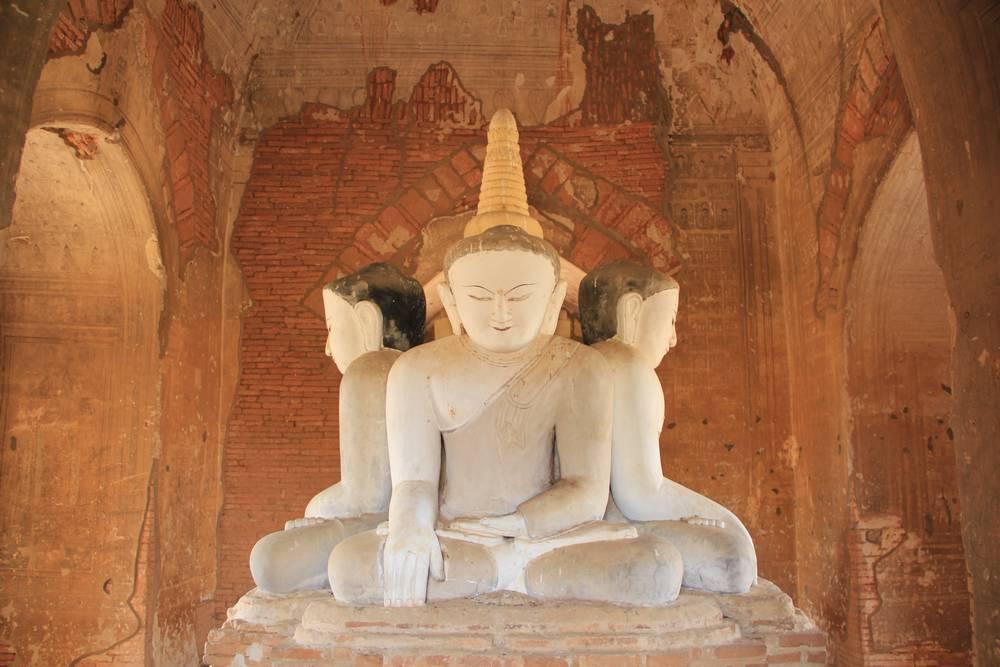 четыре будды мьянма