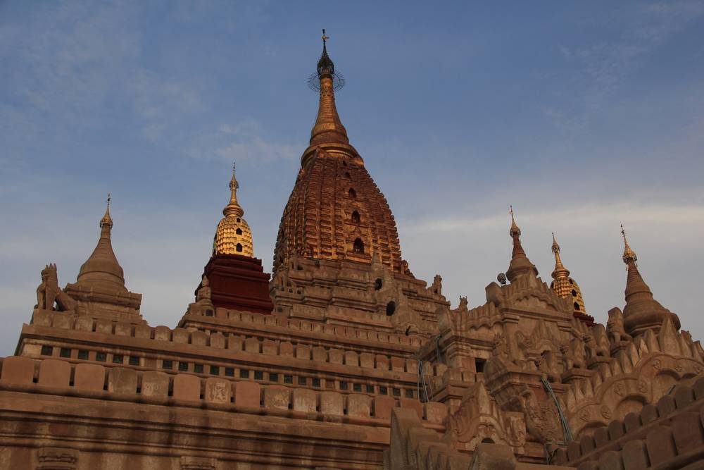 Ананда Баган Мьянма