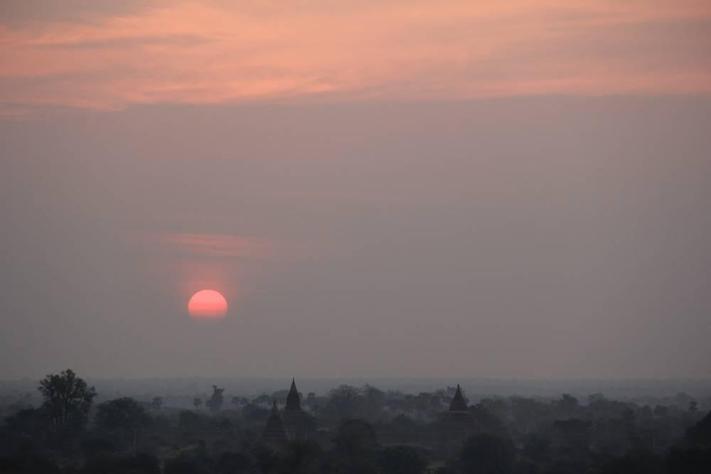 Погода в Багане