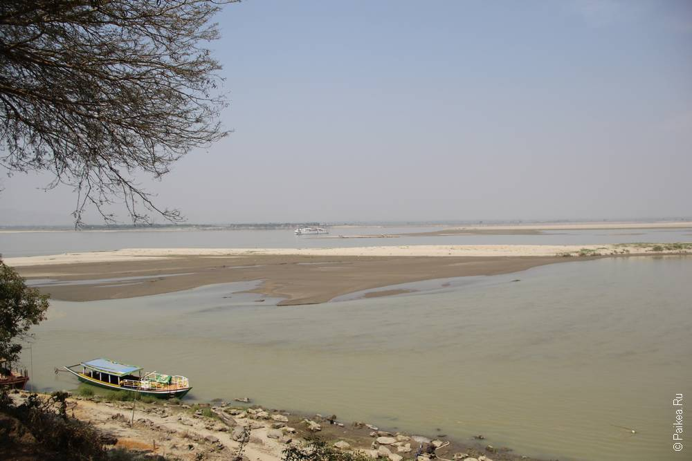 Река Ирравади