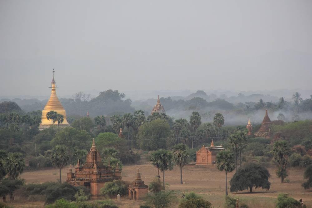 Баган Мьянма 2