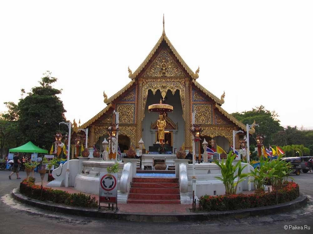 храм чианг май таиланд