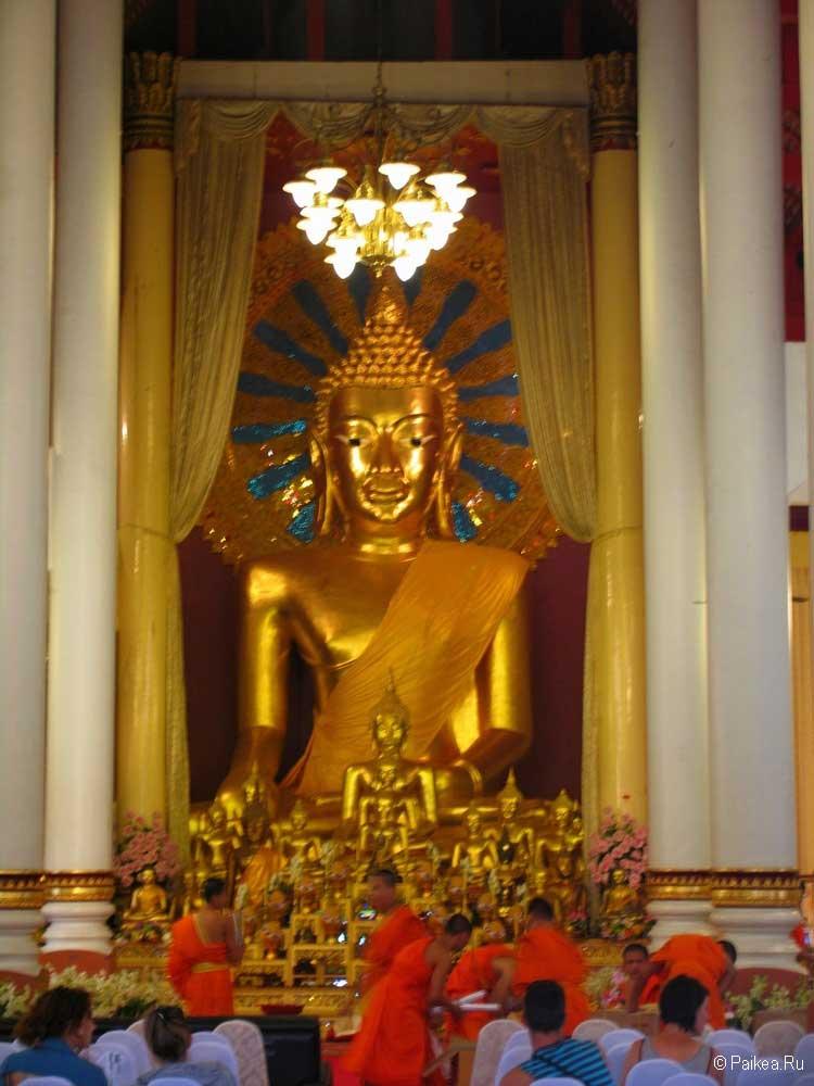 будда чианг май
