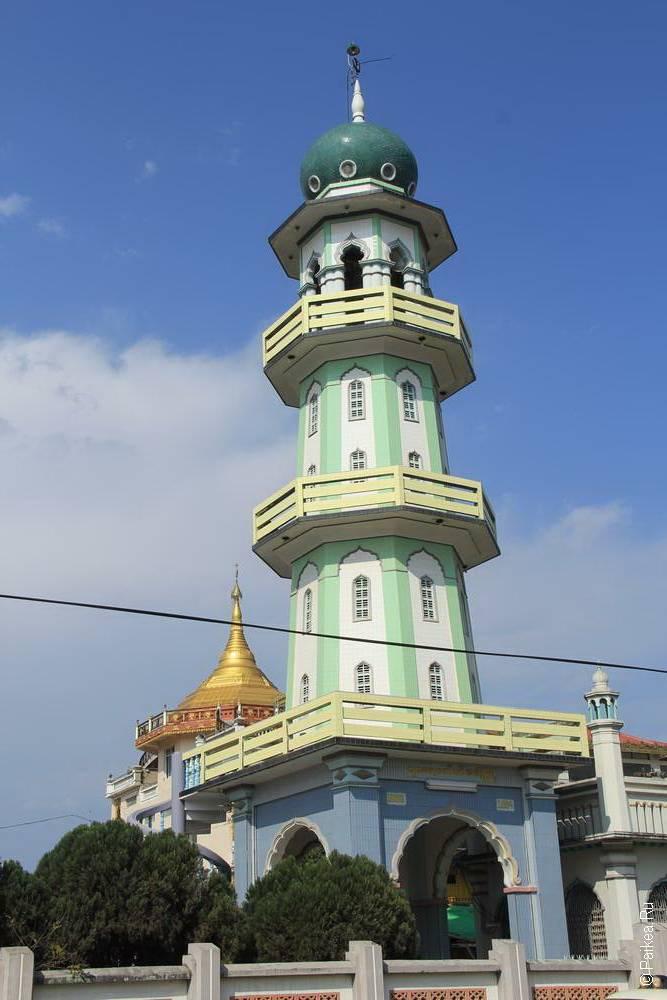 сипо мечеть