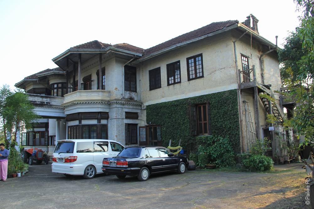 шаньский дворец