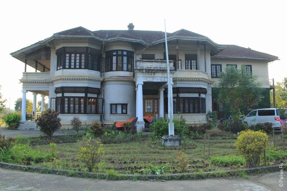 сипо дворец