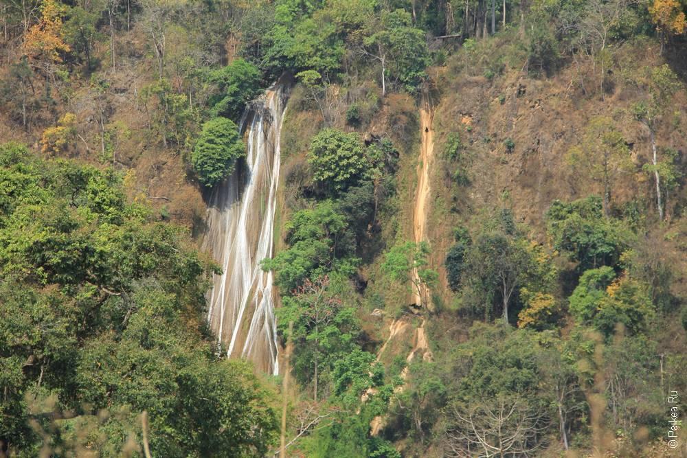 водопад сипо