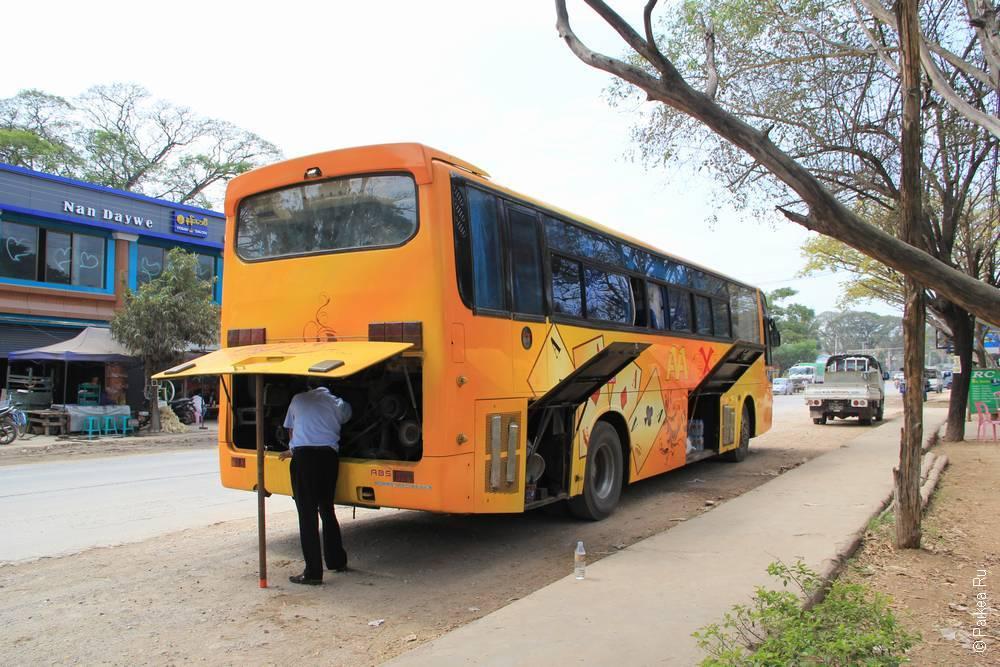 сипо автобус
