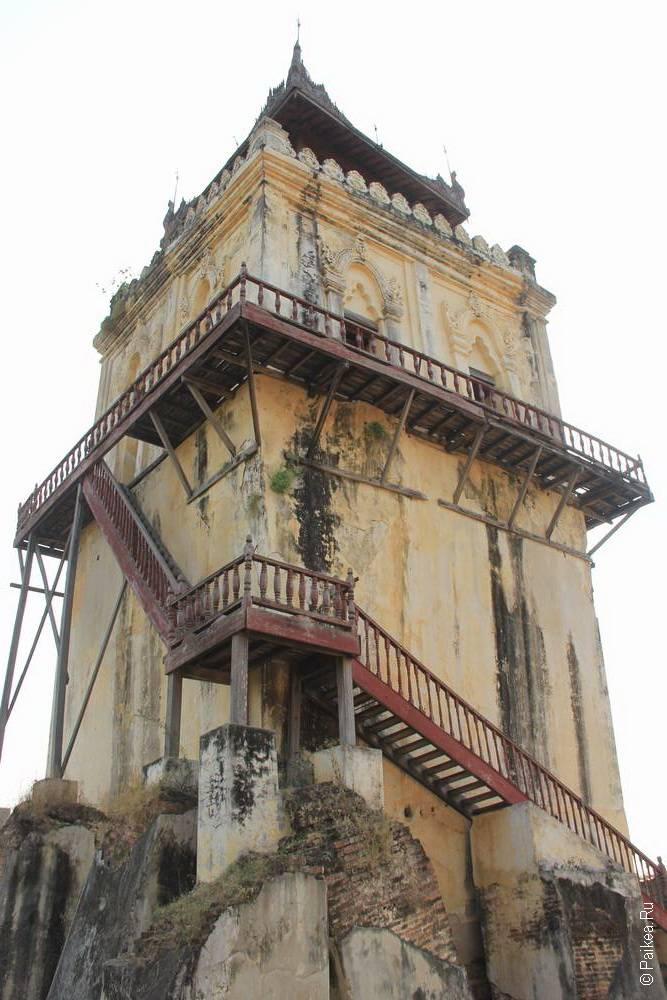 башня мьянма
