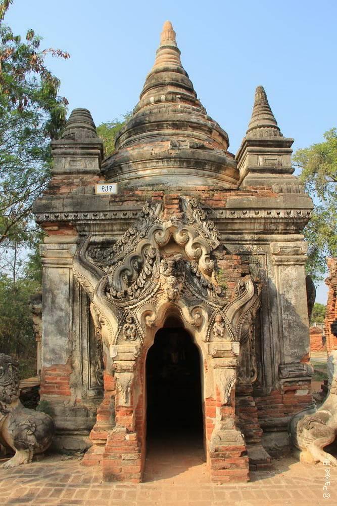 иньва (ава) пагода