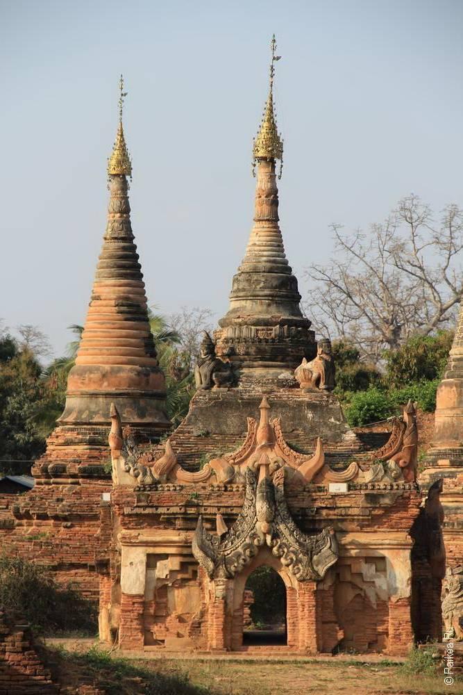 чеди в мьянме
