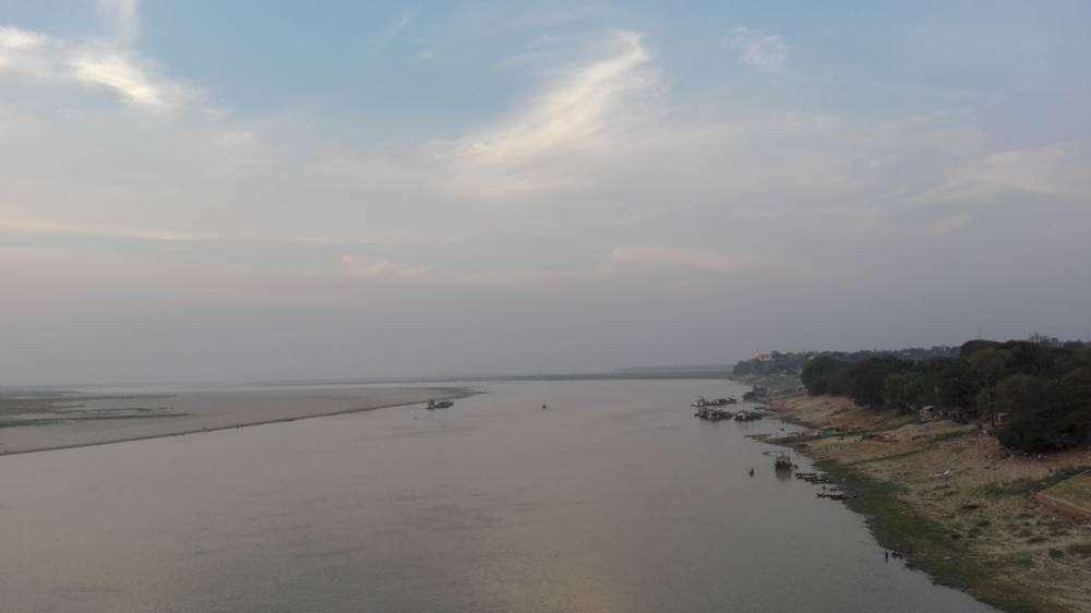 река иравади в мьянме