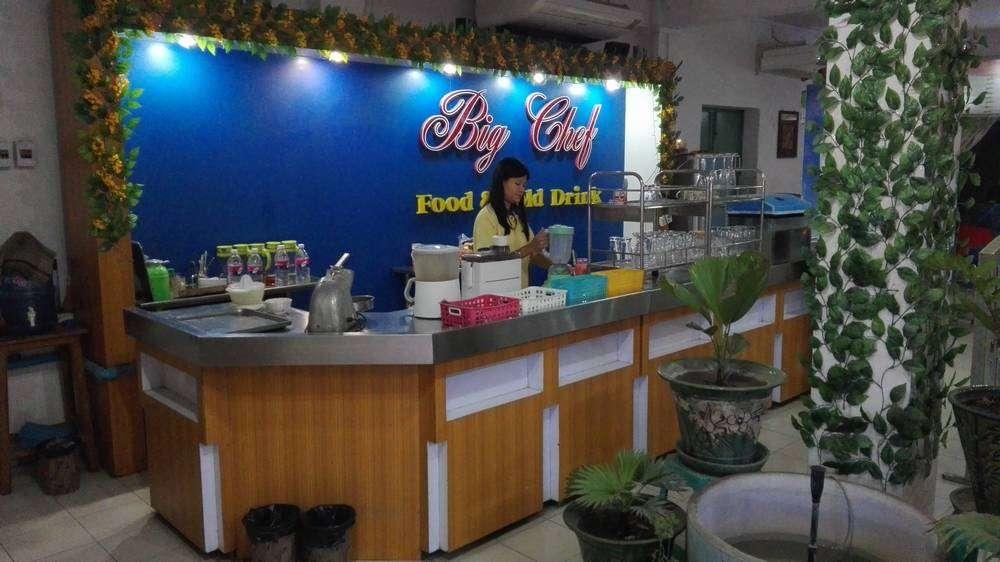 Кафе Big Chef в Магве