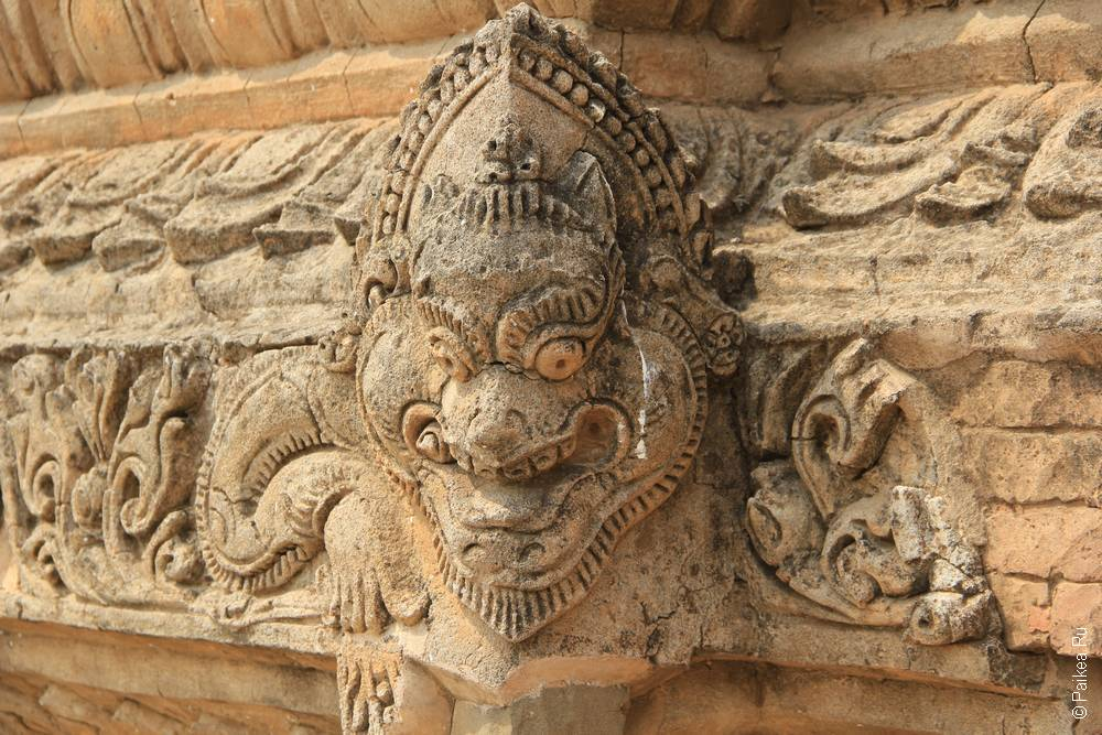 баган храмы