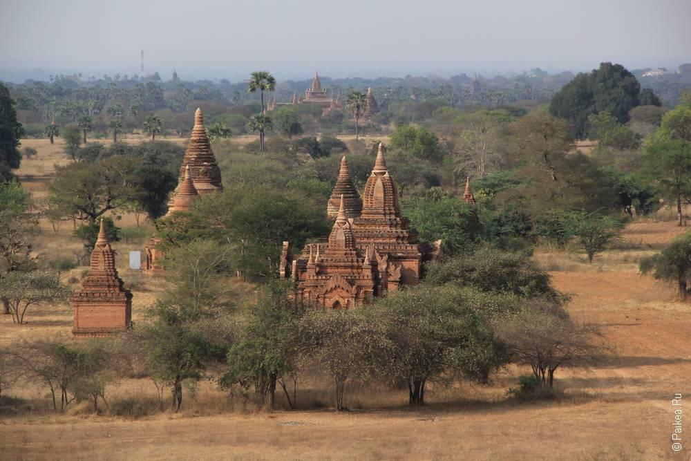 баган Pya Tha Da