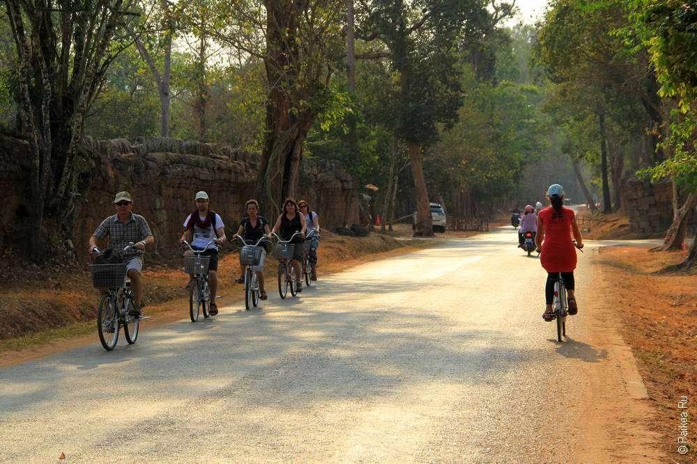 Экскурсия в Ангкор