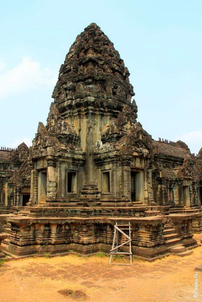 Кхмерский прасат