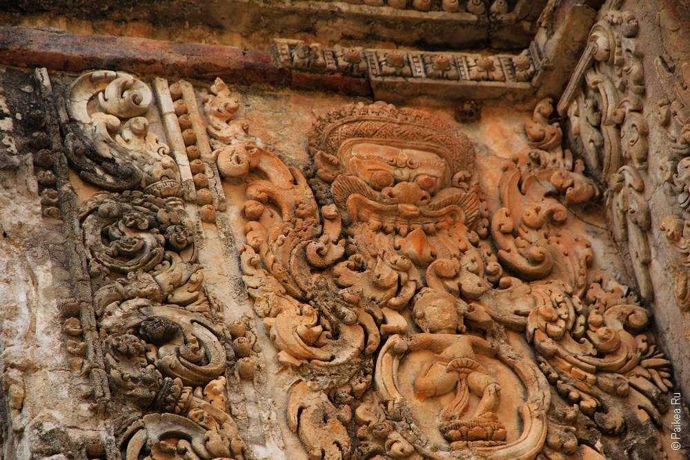 Изображение на стенах храма