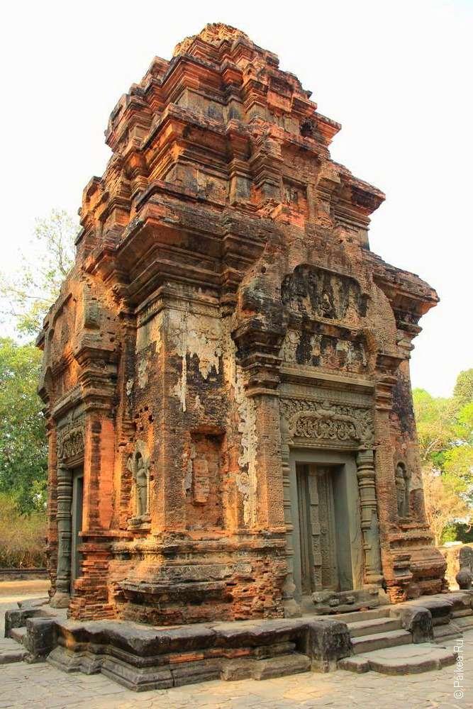 Прасат кхмерского храма