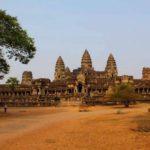 Восточная сторона Ангкор Вата