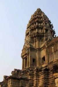 Прасат в Ангкор Вате