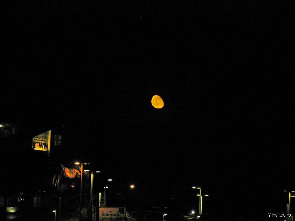 венис ночью