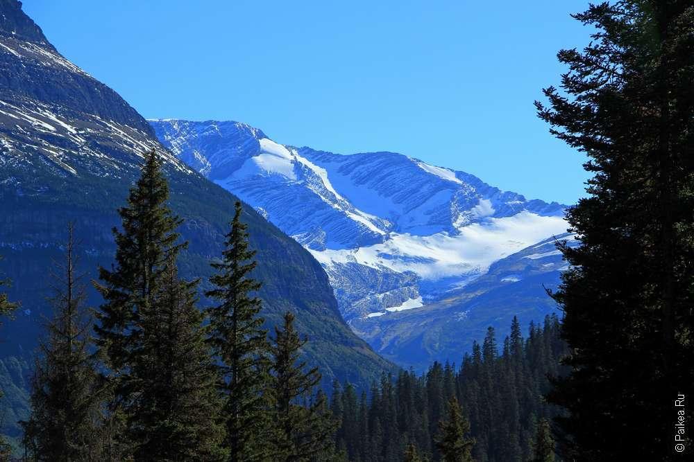 Ледники Скалистых гор