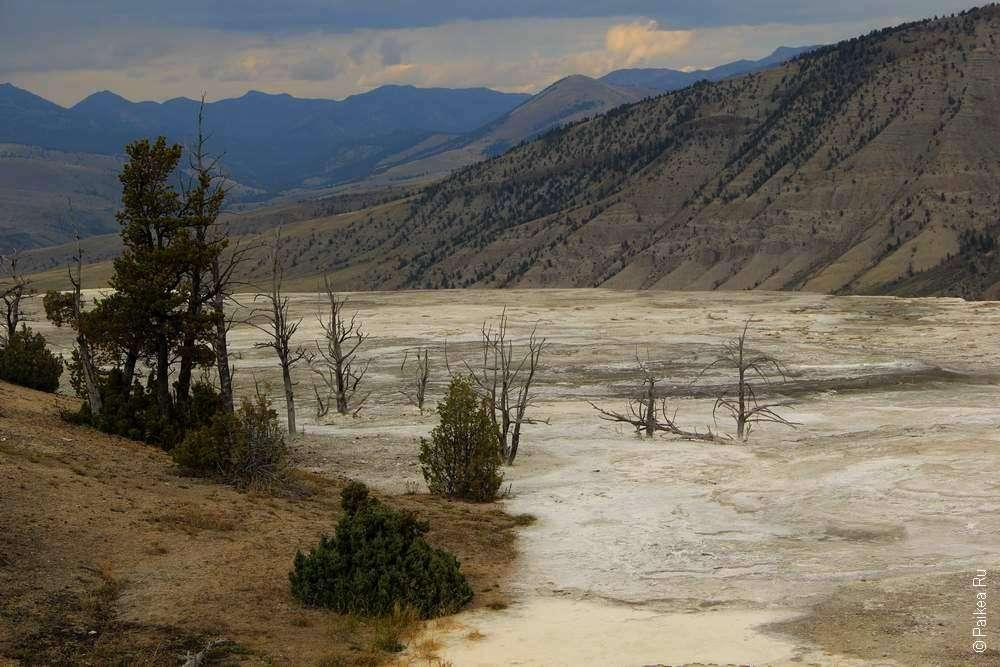 Тучи над геотермальными источниками