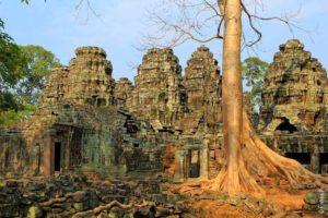 Бантей Кдей, Ангкор, Камбоджа