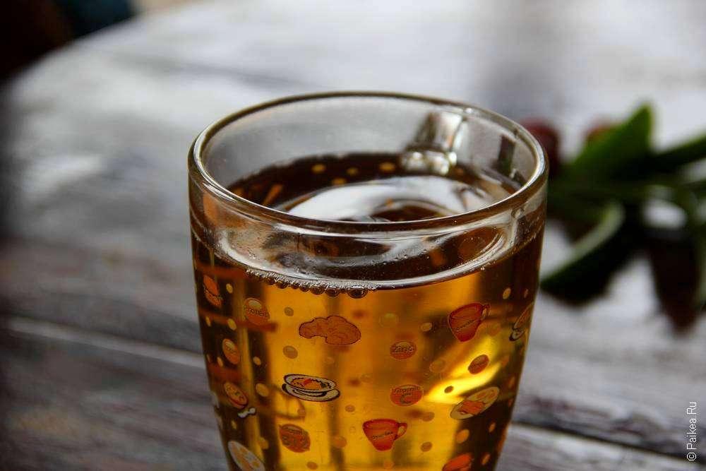 Пьем чай на плато Болавен