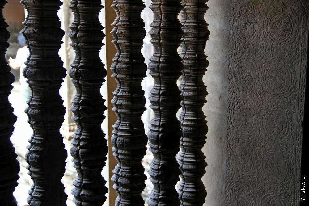 ангкор ват окно