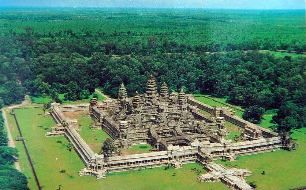 ангкор ват храмовый комплекс