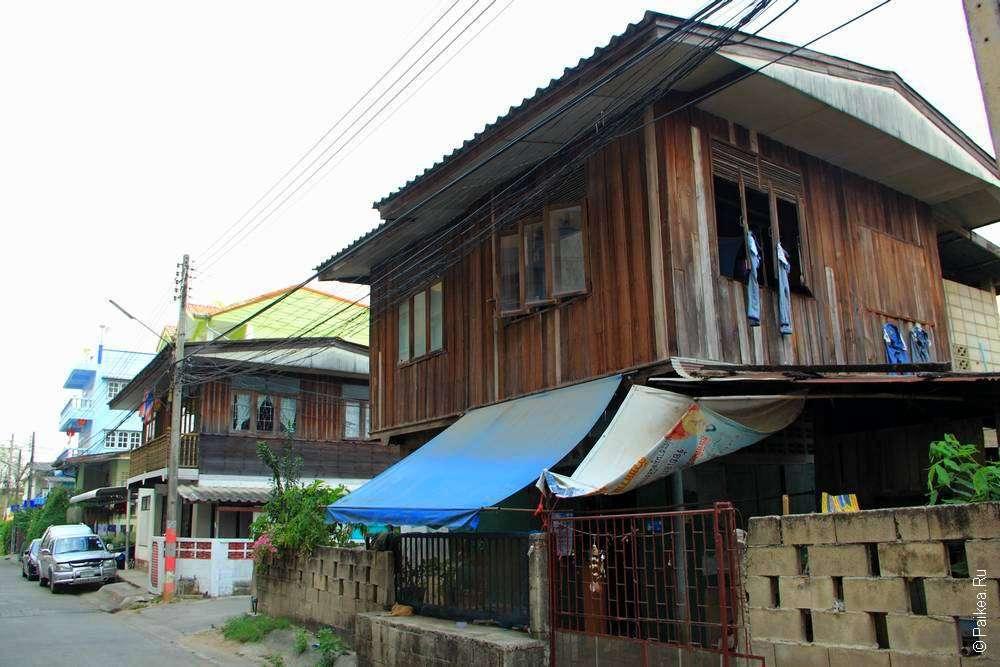 Тиковый дом