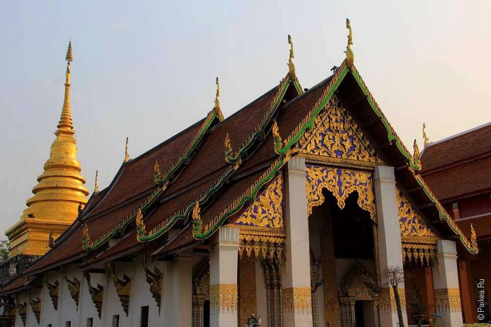 Главный вихан храма