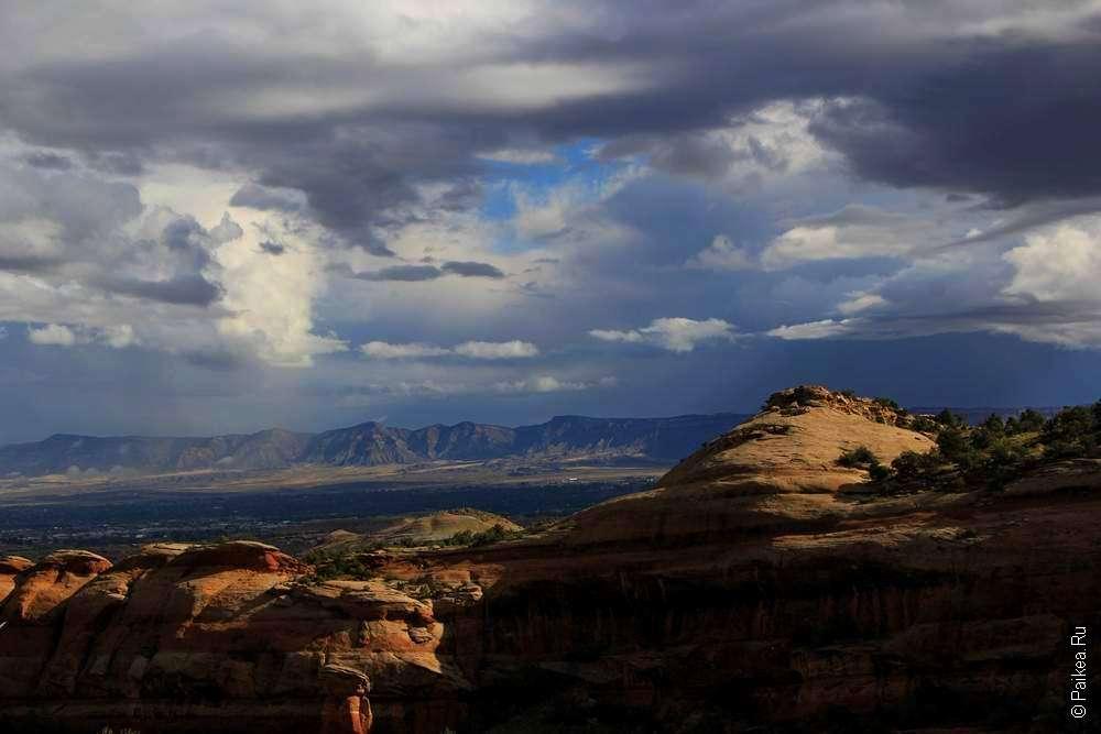 Гроза в Колорадо