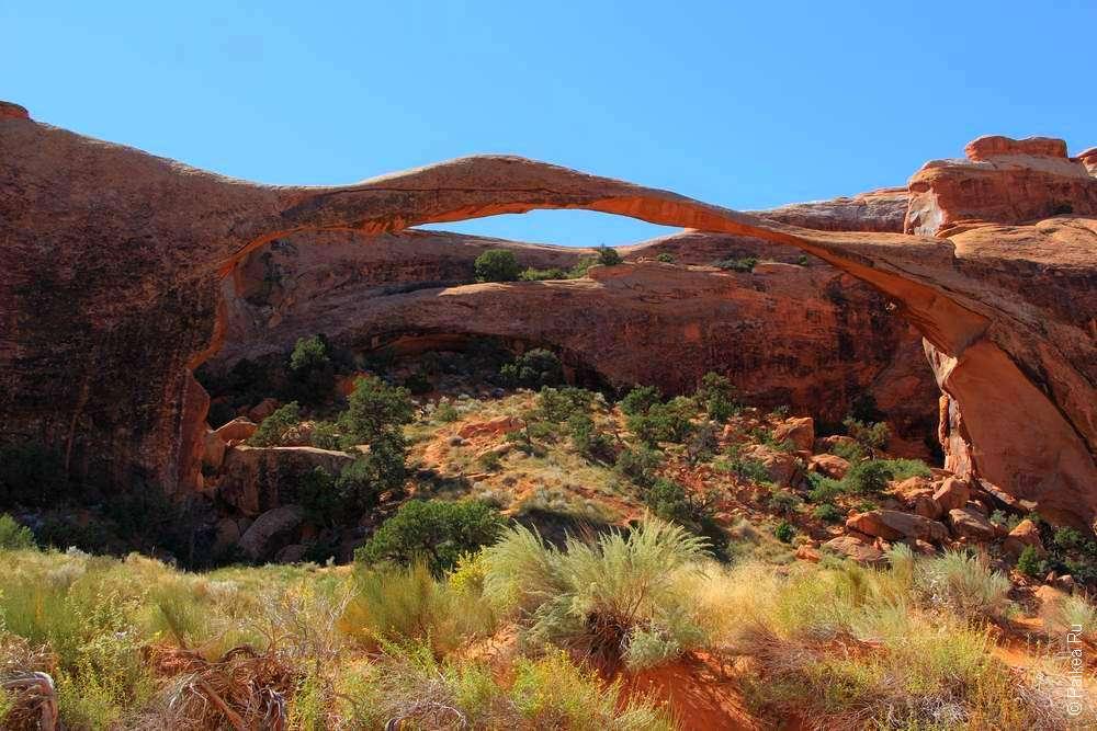 Ландшафтная арка (Landscape arch)