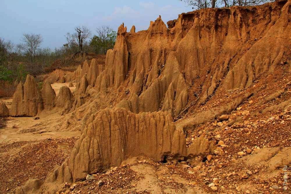 Сао Дин в провинции Нан
