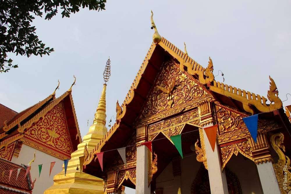 Ват Пра Руанг в Пхрэ
