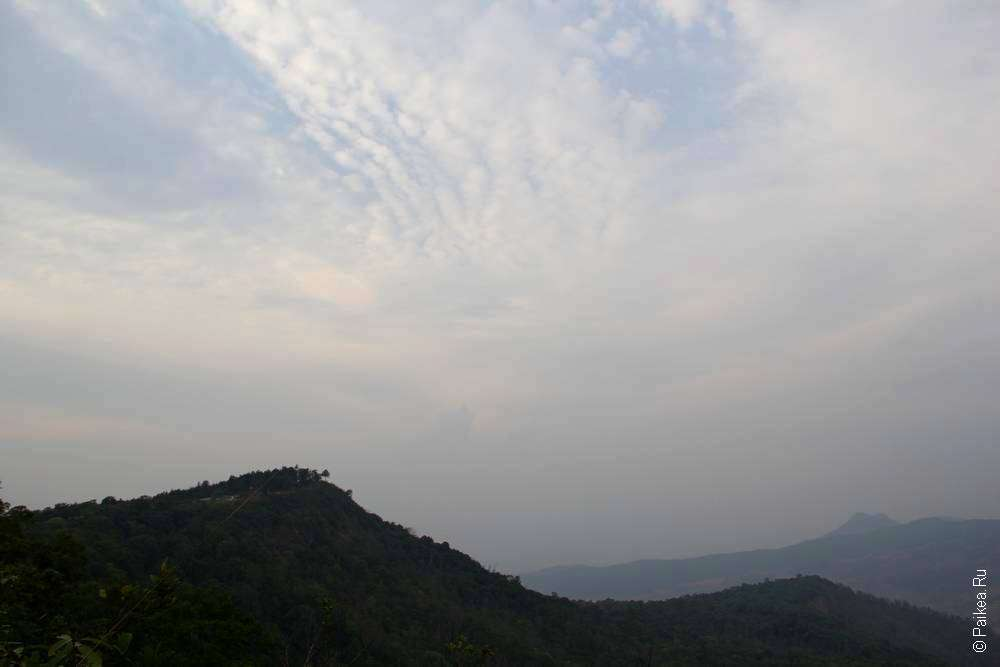 Небо над горами
