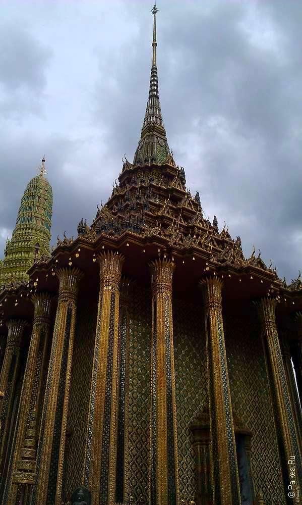 Ват Пхра Кео, Бангкок достопримечательности