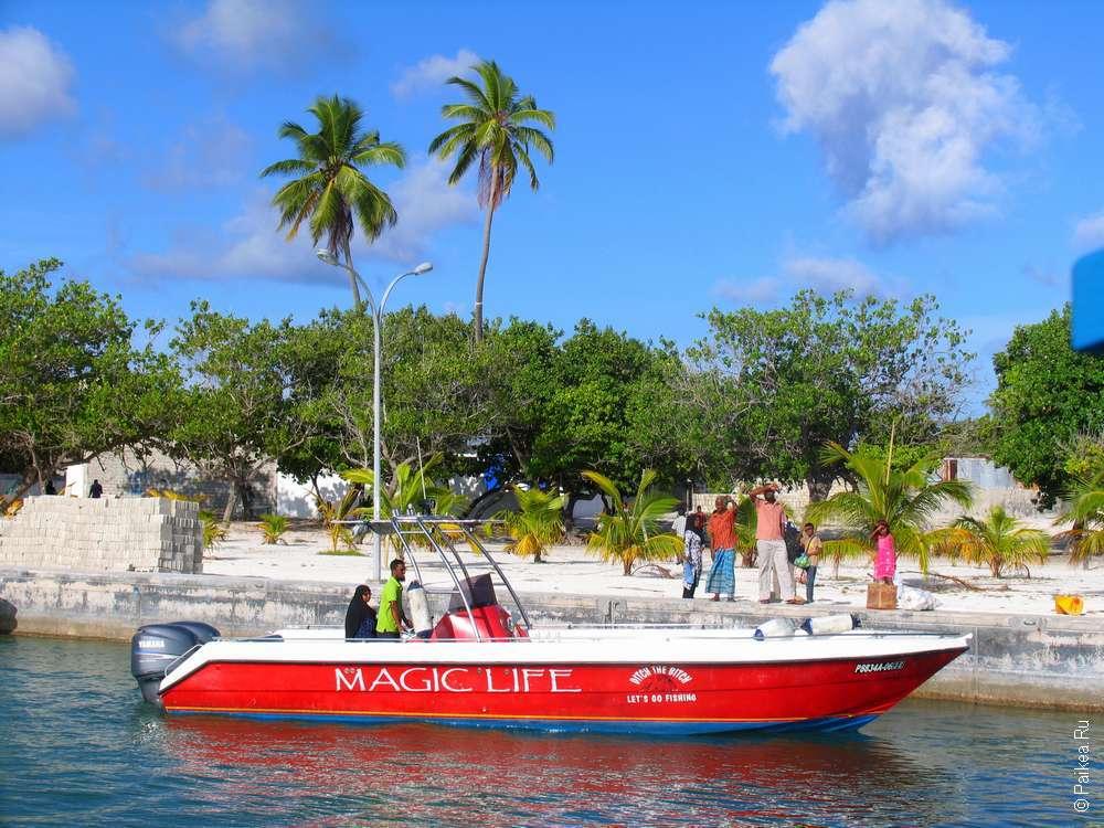 Гули Мальдивы