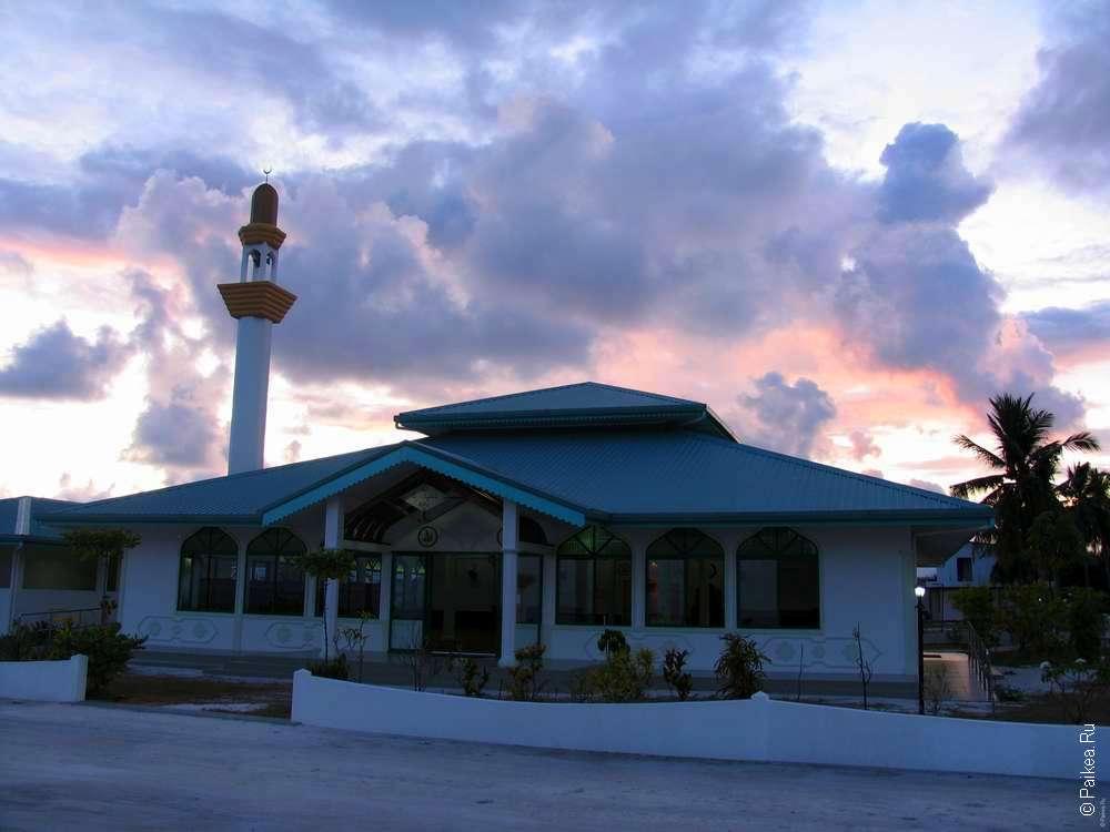 Мечеть на Маафуши