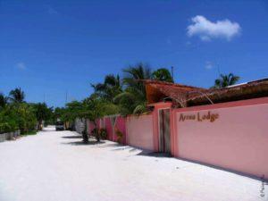 На островах Мальдивы
