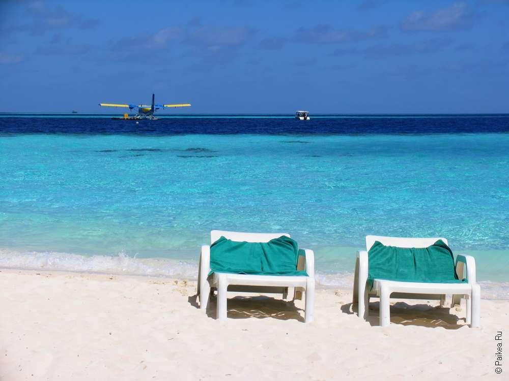 Мальдивы и Гавайи - отели
