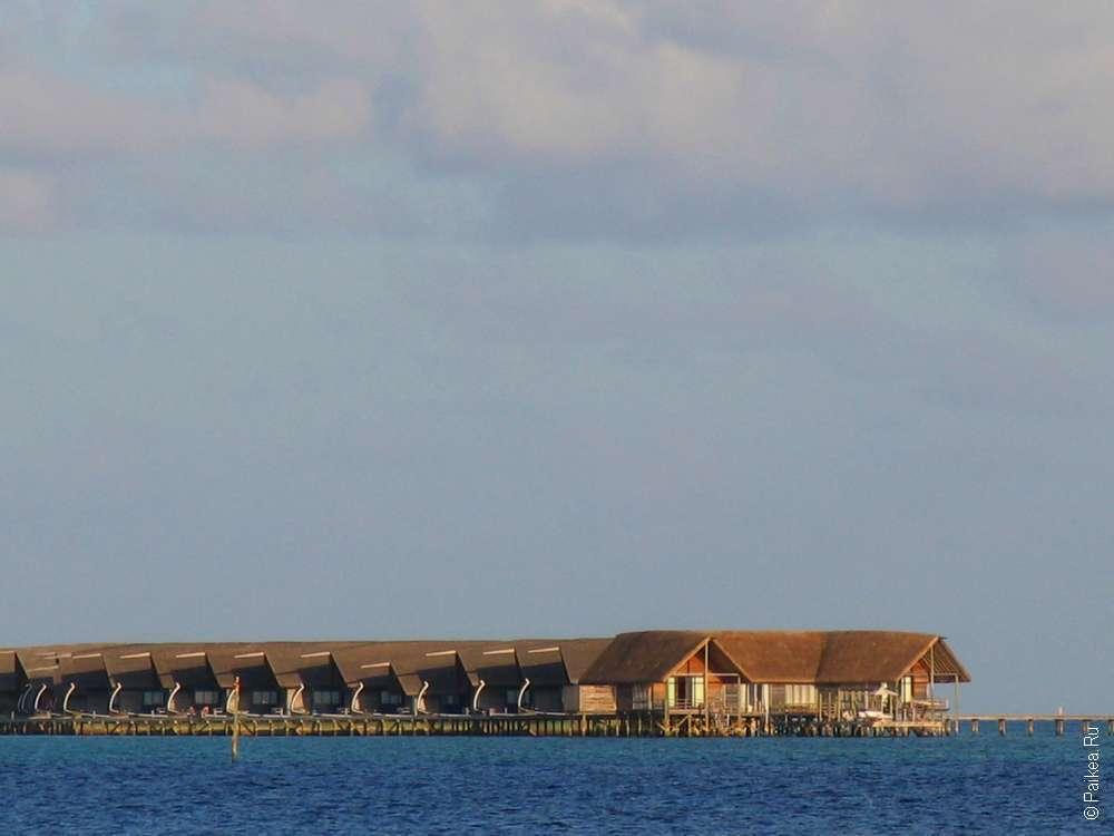 выбрать остров на Мальдивах для отдыха