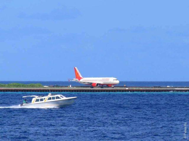 Поездка в тур на Мальдивы
