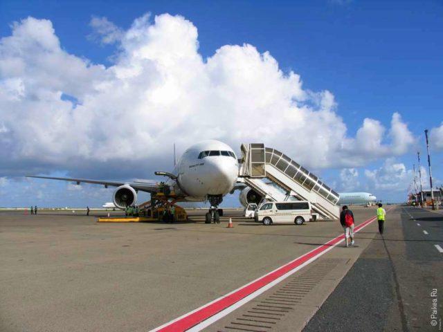 Билеты в тур на Мальдивы